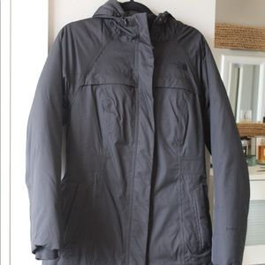 The North Face Arctic Down Parka, S, Black